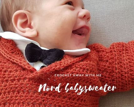 Nord babysweater